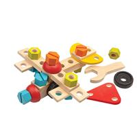 Plan Toys İnşaat Seti (Construction Set)