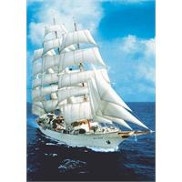 KS Games Puzzle 1000 - Sea Cloud