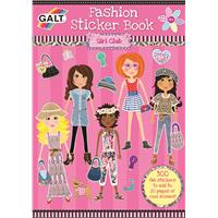 Galt Fashion Sticker Book