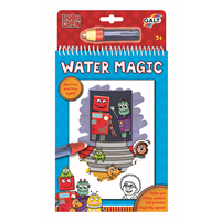 Galt Water Magic Robotlar