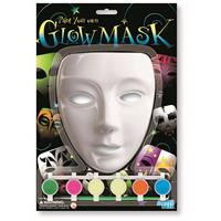 4M Paint Your Own Glow Mask / Parlayan Maske