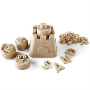 Wabafun Kinetic Sand / Kinetik Kum Naturel - 1,00kg