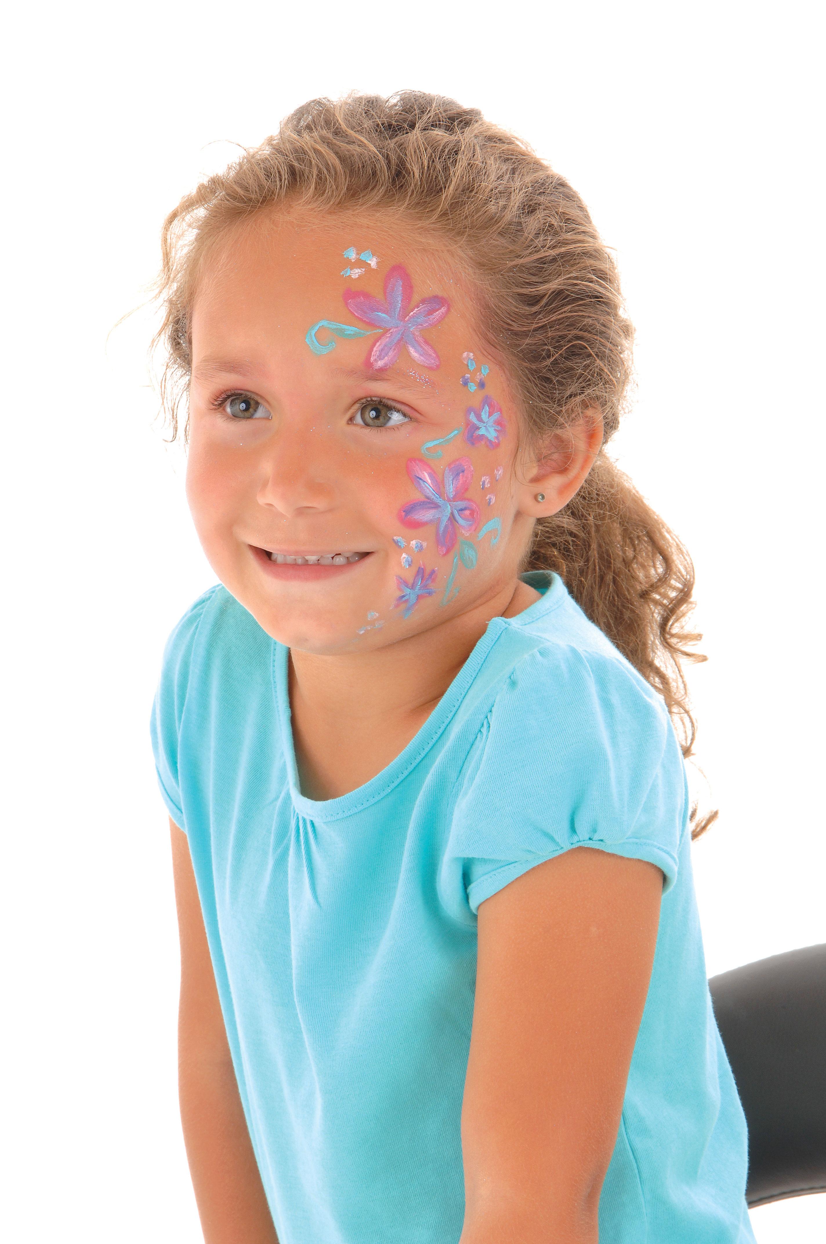 Galt Periler Prenses Yüzü Boyama Fairy Princess Face Paints Galt