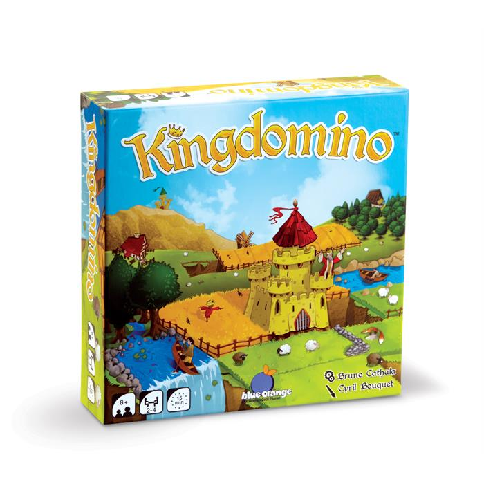 Blue Orange Kingdomino Kutu Oyunu