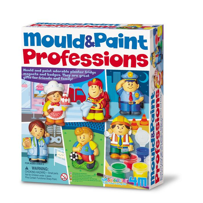 4m Mould Paint Professions Kalip Boyama Meslekler 4m Fiyati