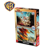 KS Games Puzzle 2in1 35/60 Planes 24x34cm