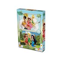 KS Games Puzzle 2in1 35/60 Fairies Puzzle 24x34cm