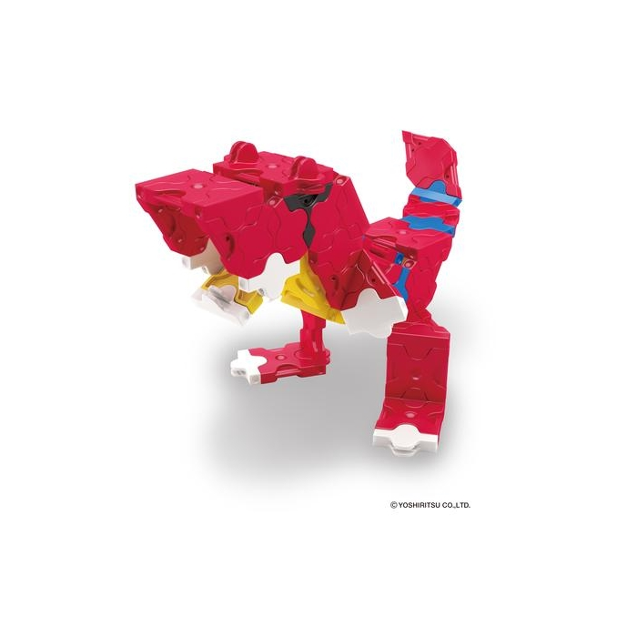 LAQ Dinosaur World Mini T-Rex 88psc