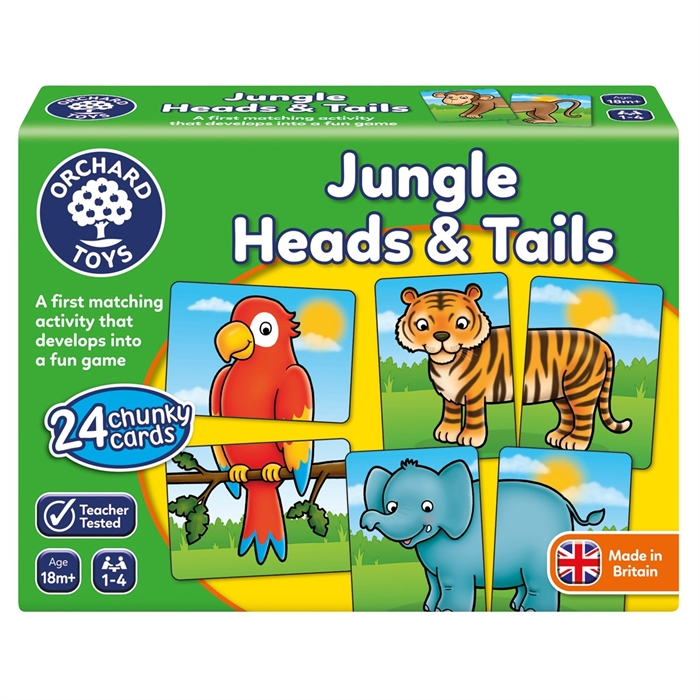 Orchard Jungle Heads and Tails