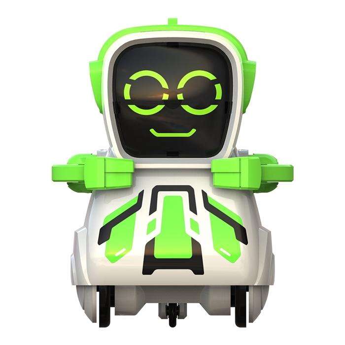 Silverlit Pokibot 88043 Robot Yesil Silverlit Fiyati Taksit