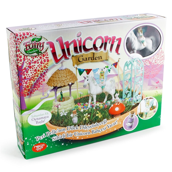 My Fairy Garden Unicorn Bahçesi