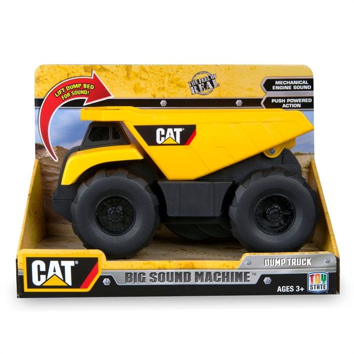 Big Dump Trucks >> Cat Big Sound Machine Dump Truck Is Makinesi Cat Fiyati Taksit