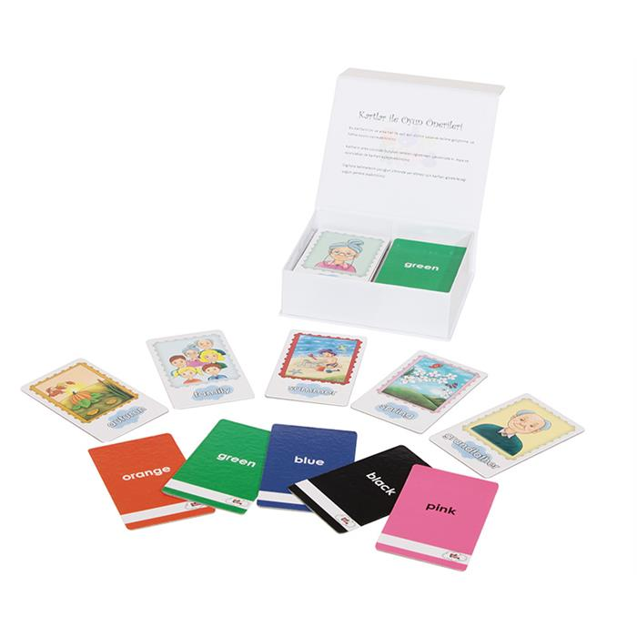 Edukids English Flash Cards