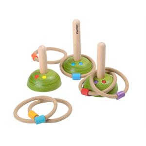 Plan Toys Halka Atma (Meadow Ring Toss)