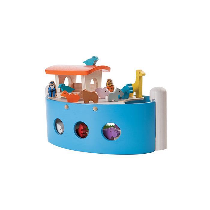 Plan Toys Nuh Un Gemisi Noah S Ark Plan Toys Fiyatı Taksit