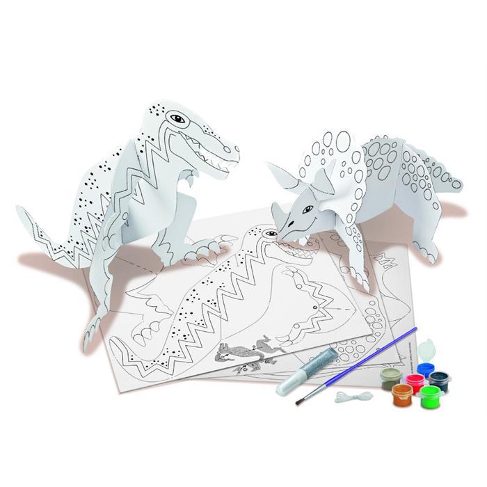 4m Dinosaur World Dinozor Dünyası 4m Fiyatı Taksit