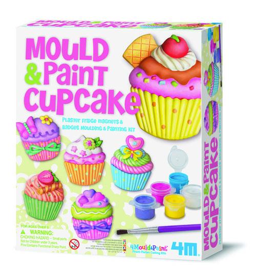 4m Mould Paint Cup Cake Kalıp Boyama Top Kek 4m Fiyatı Taksit