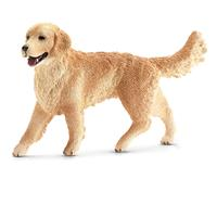 Schleich 16395 Dişi Golden Retriever