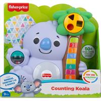 Fisher Price Linkimals - Sayı Sayan Koala (Türkçe)