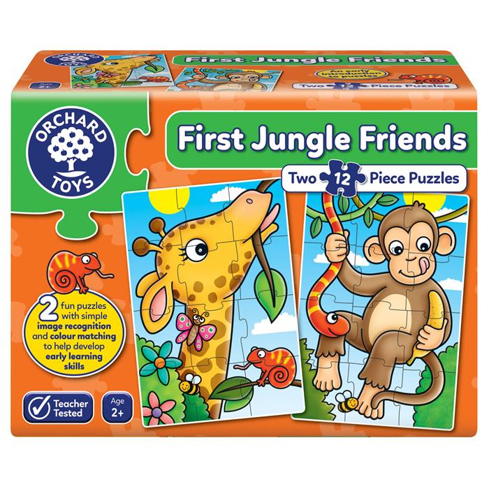 Orchard First Jungle Friends